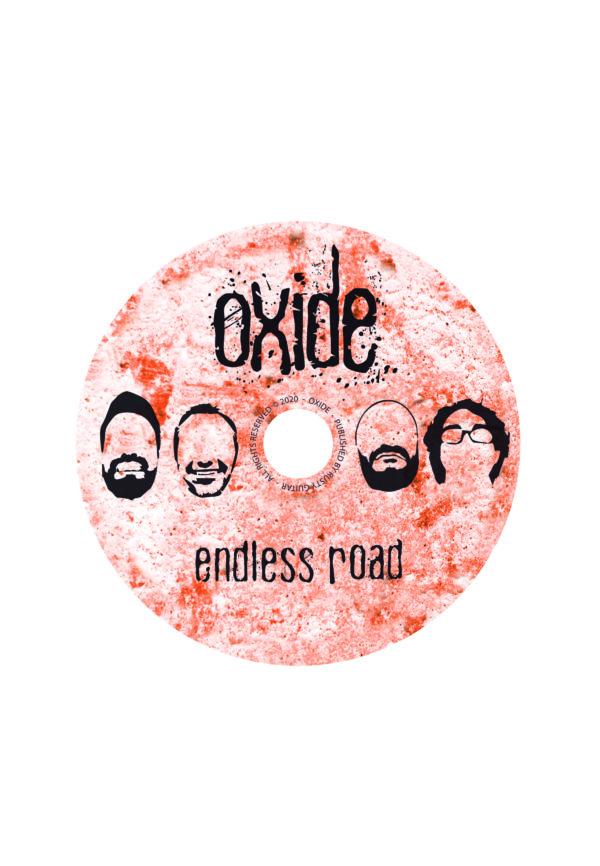 Endless Road CD