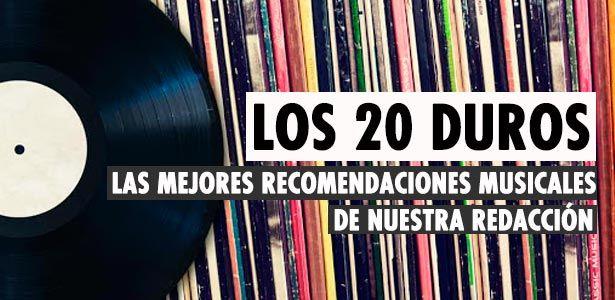Los 20 Duros - MariskalRock.com